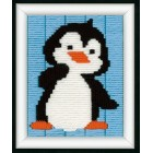 Long stitch kit Penguin