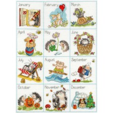 Calendar Creatures