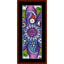Mandala 28 Bookmark