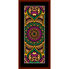 Mandala 32 Bookmark