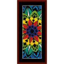 Mandala 34 Bookmark