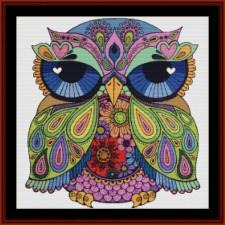Sentient Owl