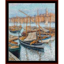 The Port of Marseilles