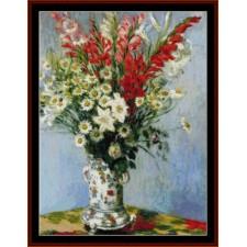 Bouquet of Gladiolas