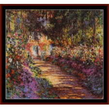 Garden Pathway at Giverny, 2nd edition