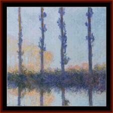 Four Poplar Trees, 2nd edition