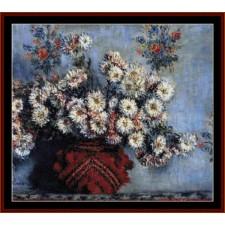 Chrysanthemums, 1878