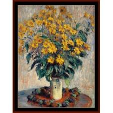 Jersualem Artichoke Flowers