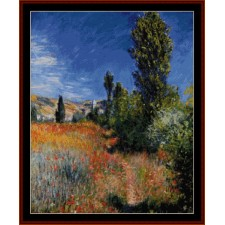 Landscape on Saint Martin