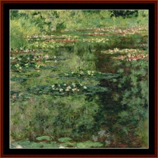 The Waterlily Pond III