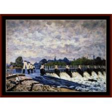 Molesley Weir