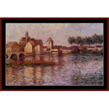 Moret Sur Loing, 1892