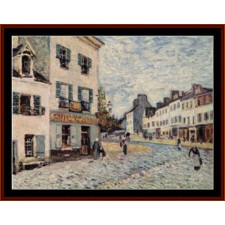 Street in Marly