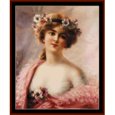 Girl with Anemones