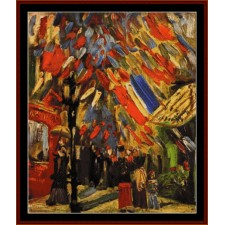 14th of July Celebration, Paris