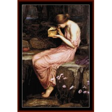 Psyche Opening the Golden Box, 2nd ed.