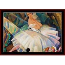 Ballerina Lilla Paulsen
