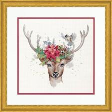 BORDUURKIT 1e Babykerst (Emma/Mason) - BABYS FIRST CHRISTMAS