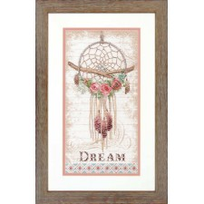 CROSS STITCH KIT DREAMCATCHER