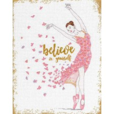 CROSS STITCH KIT DREAM DANCER