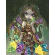 Mini Dice Dragonling Princess