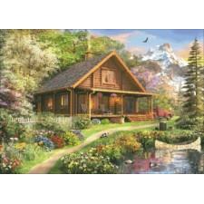 Mini Log Cabin Home DD