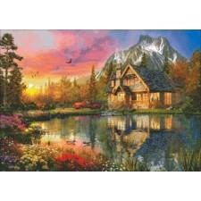 Mini The Mountain Cabin