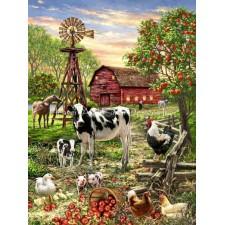 Mini Barnyard Animals