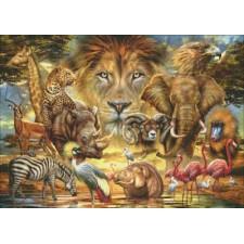 Mini African Mammals