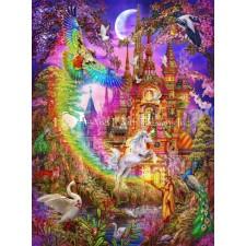 Rainbow Castle Max Colors