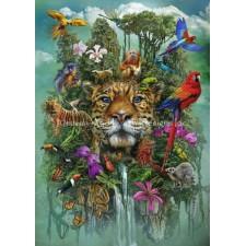 Jungle Montage Max Colors