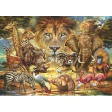 African Mammals Max Colors