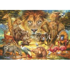 Supersized African Mammals Max Colors