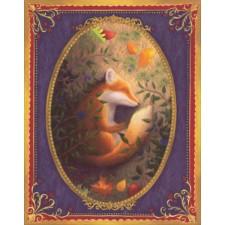 Fox Sleeping Max Colors