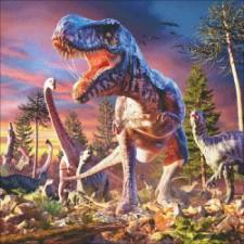 Mini T-Rex Attack Max Colors