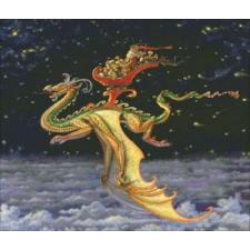 Mini Saint Nicholas Dragon Sleigher