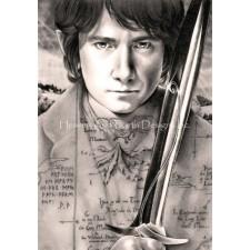 Mini Bilbo Baggins