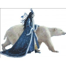 Snow Princess And The Polar Bear NO BK