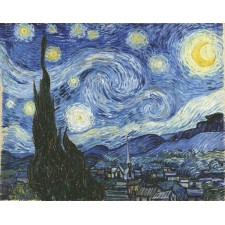Supersized A Starry Night Max Colors