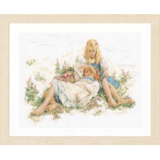 Counted cross stitch kit Summertime