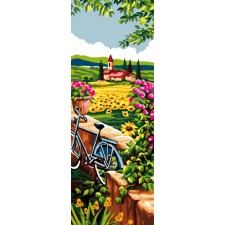 Canvas The Bike