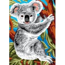 Canvas Koala