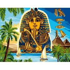 Canvas Along the Nile