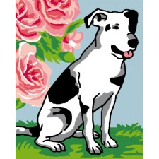 Canvas Dog