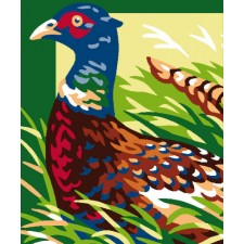 Canvas Pheasant