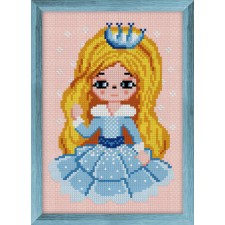 Cross Stitch Kit Princess