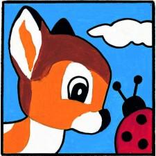 Dee and Ladybug