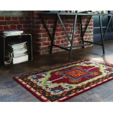 Latch hook carpet Chaldee