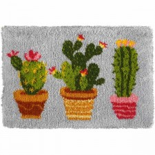 Latch hook kit Cactus