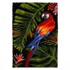 Latch hook kit Parrot